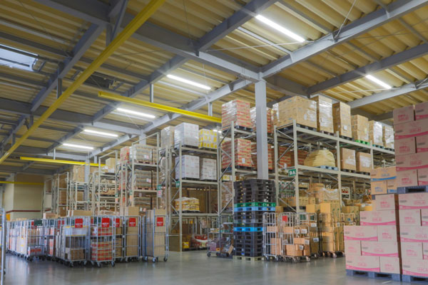 倉庫保管サービスイメージ