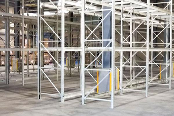 柔軟な対応ができる倉庫イメージ