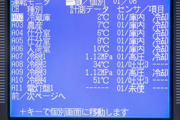 異なる温度帯の保管可能イメージ
