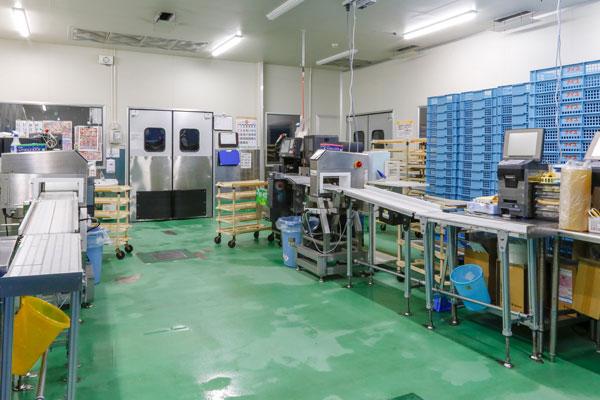 賃貸食品加工場 イメージ